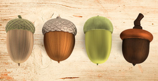 Don't hide your acorns in a confusing website.